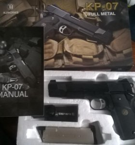KJ Works Colt 1911 MEU (KP-07)