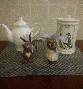 Фигурки шоколадные 🍫