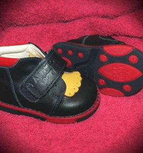 Ботиночки детские фирмы Таши Орто