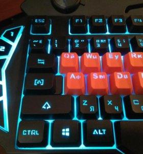 Новая клавиатура Bloody B318 (8)