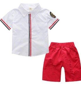 Комплект (Рубашка+брюки)
