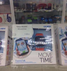Часы Alcatel Move Time