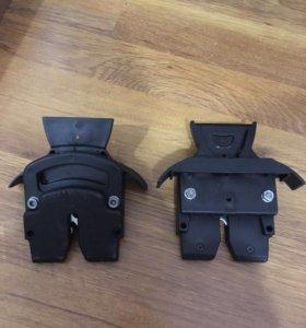 Адаптеры-крепления для автолюльки на коляску