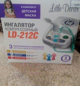 Ингалятор Little Doctor новый