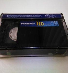 Кассета VHS-C Panasonic