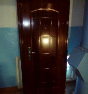 Дверь входная бк