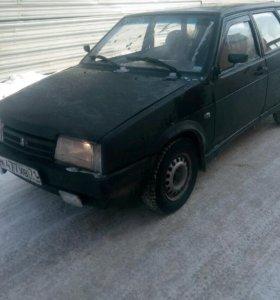 ВАЗ (Lada) 2109, 2000