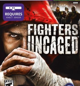 "Игра на xbox 360 Kinect ""Fighters Uncaged"""