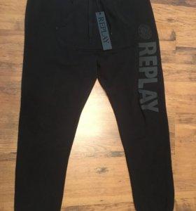 Спортивные брюки Replay