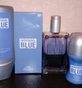 Набор Individual Blue для него