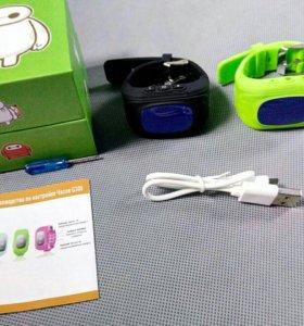 Детские смарт часы Q50(новые)