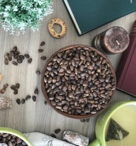 Кедровые орехи домашние!