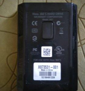 Жёсткий диск на XBOX360 -250GB