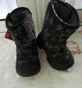 Ботинки Kuoma на мальчика 20 размера
