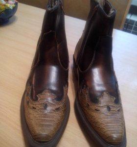 Ботинки Казачок