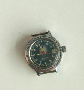 Часы амфибия КГБ