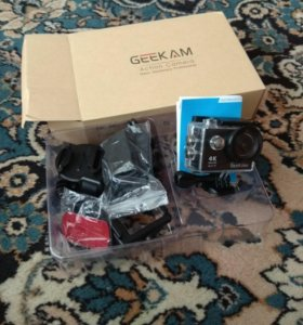 Экшн-камера 4k / Action camera 4k