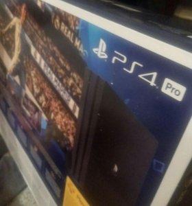 Sony PS4 Pro куплена 12.02.2018