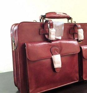 Шикарный мужской портфель