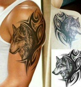Татуировка переводная