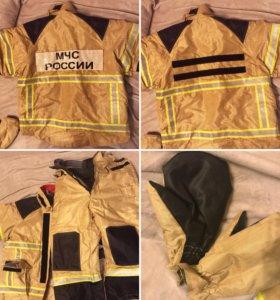 Новая форма боевого пожарного