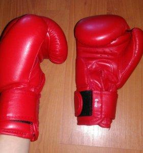 Боксерские перчатки (6 oz)