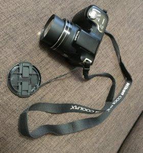 Фотоаппарат Nikon Coolpix L100