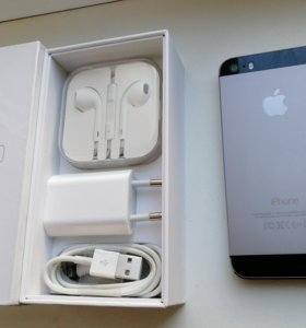 Iphone 5S РСТ, Space Grey