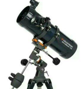 Телескоп Celestron AstroMaster 114EQ С