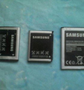 Батарейки для Samsung