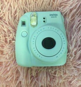 Фотоаппарат моментальной печати instax mini 8