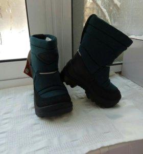 Ботинки Kuoma на мальчика 21 размер