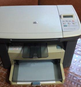 МФУ HP LaserJet M1005 MFP