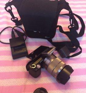 Фотоаппарат SONY 5-n