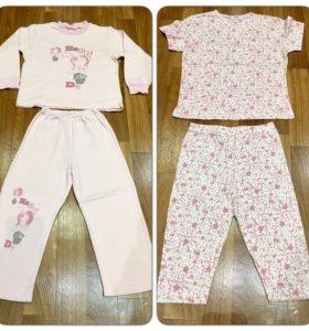 Пижамы 98-104