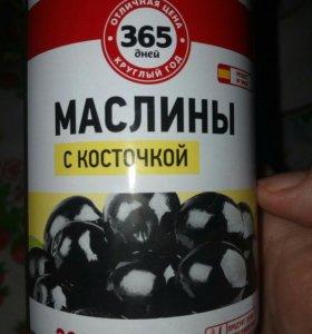 Маслины отдам за наклейки магнит