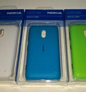 Новая крышка для Nokia Lumia 620 CC-3057, оригинал