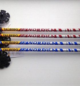 Палки для скандинавской ходьбы Talberg Nordica