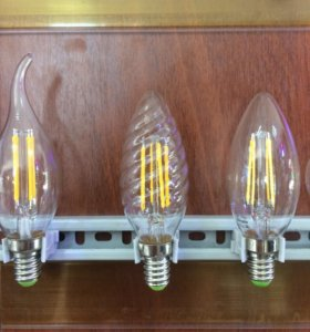 Декоративные LED лампочки