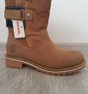 Новые ботинки Tamaris.