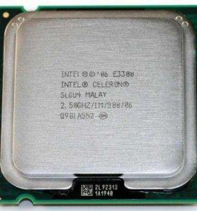 Intel® Celeron® Processor E3300