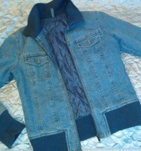 Курточка джинс