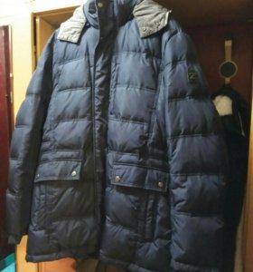Куртка зимняя мужская 60 размер
