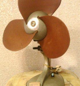 Вентилятор времен СССР