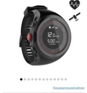 Часы-пульсометр GEONAUTE GPS ONEMOVE 500