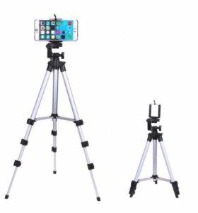 Новый штатив для телефона и фотоаппарата