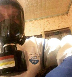 Уничтожение тараканов, клопов, устранение запахов