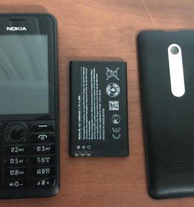 Nokia 301 ds