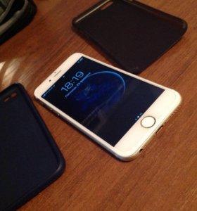 iPhone 6 gold 16 gb срочно
