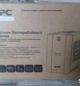 Источник бесперебойного питания APC back-UPS 650